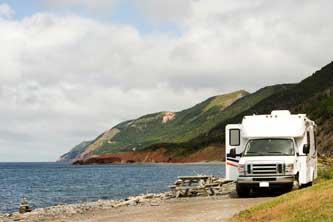Où dormir en camping-car aux USA?
