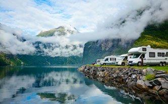 Reservation des camping