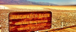 Death Valley-Bad Water