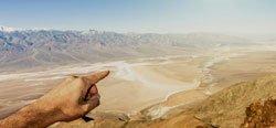 Death Valley-Dante's View
