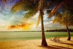 Les plages Tampa Bay, Floride