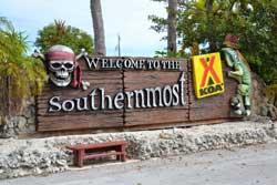 Camping KOA Key West