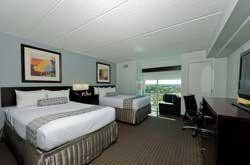 Crowne Plaza Westshore-Chambre