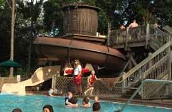 Disney Fort Wilderness Piscine