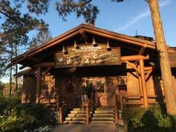 Disney Fort Wilderness Réception