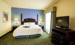 Hampton Inn Nachez - Chambre