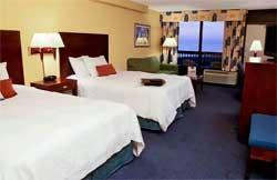 Hampton Inn Cocoa Beach-Chambre