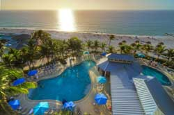 Naples Beach Hotel - Piscine