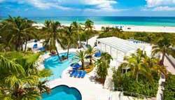 The Savoy Hotel Miami-Piscine