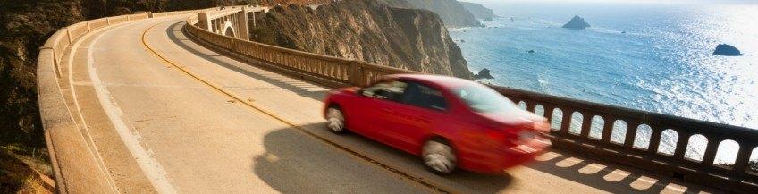 Inondations en Californie : Fermeture partielle de la Highway 1