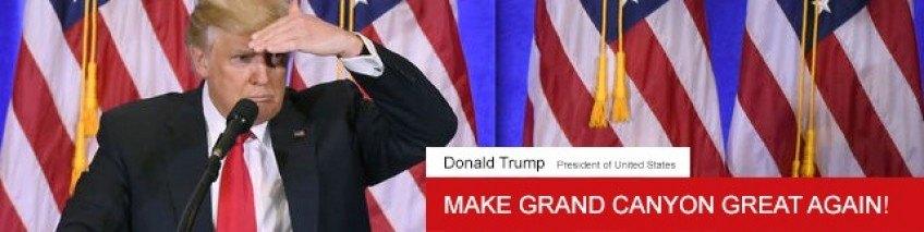 Trump interdira l'accès au Grand Canyon pour les voyageurs étrangers dès cet été