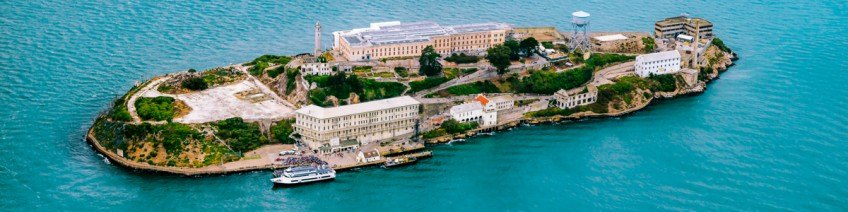 Visite de la prison d'Alcatraz de A à Z