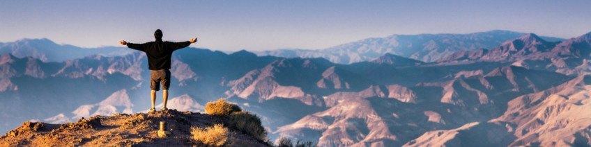 5 conseils pour revenir vivant de la Vallée de la Mort