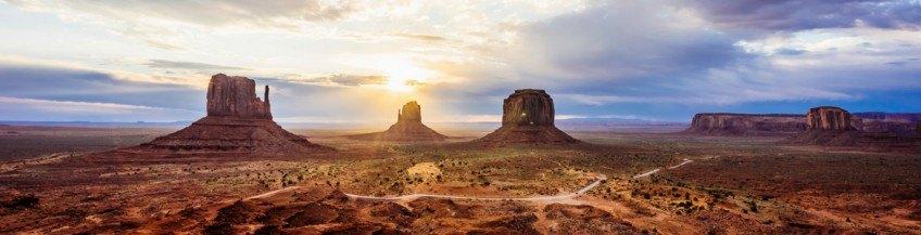 TOP 5 des destinations de l'Ouest américain selon les voyageurs Authentik