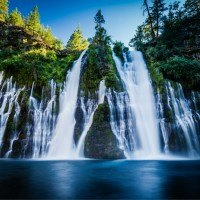 Top 5 des plus belles chutes de l'Ouest américain