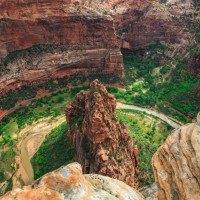 Zion : Le guide complet sur la randonnée Angels Landing
