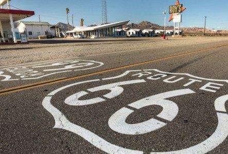 10 arrêts sur la Route 66 entre Kingman et Los Angeles