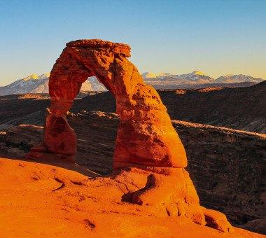 Top 5 des parcs de l'Ouest américain [avec carte + photo]