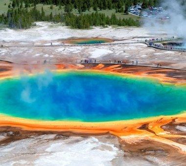 Visiter le parc de Yellowstone : le guide ultime