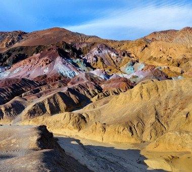 Death Valley : 5 spots photo incontournables