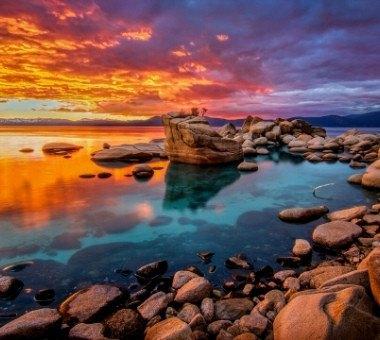 Top 5 des plus beaux lacs de l'Ouest américain