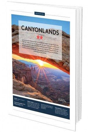 Excursion à Canyonlands