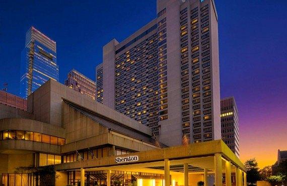 201 Philadelphie Hotel - Extérieur