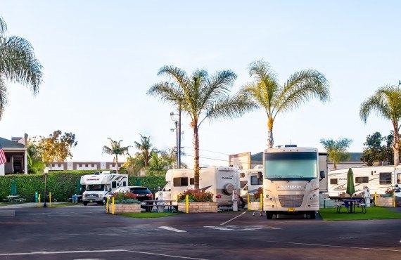 Anaheim Harbor RV Park