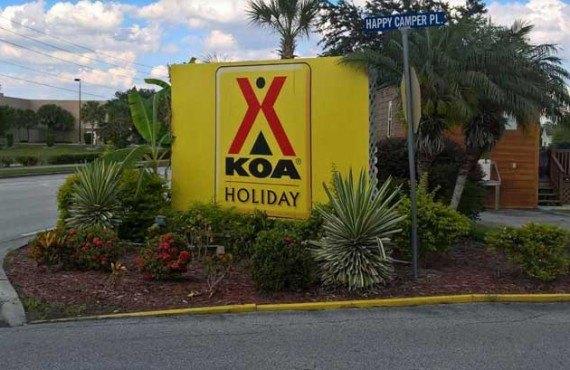 1-Camping-KOA-Orlando-Entree