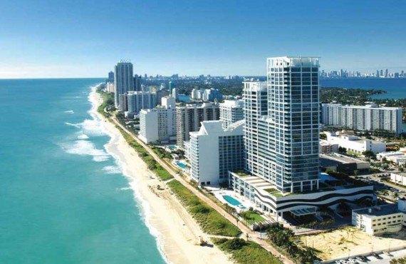 Carillon Miami-vue-aérienne