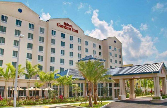 1-Hilton Garden Inn Miami Airport