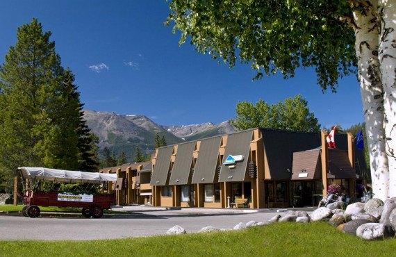 Marmot Lodge, Jasper, AB
