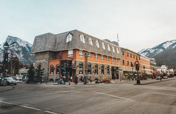 Mount Royal, Banff, AB
