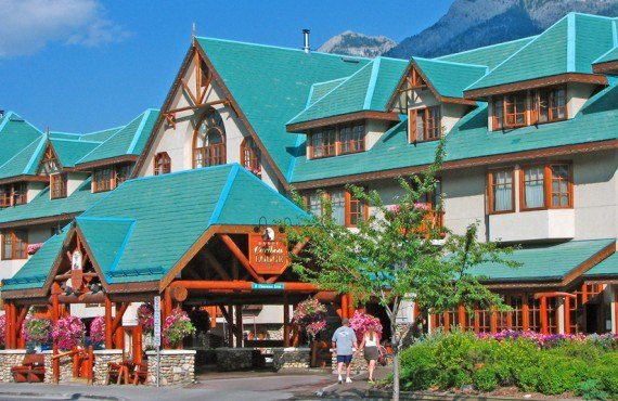 Banff Caribou Lodge & Spa - Banff, AB