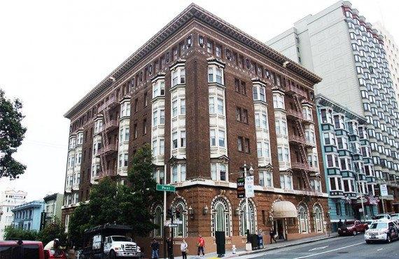 Beresford Arms Hotel, San Francisco, CA
