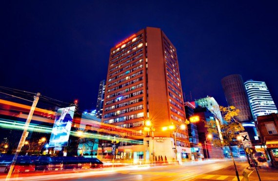 Hôtel Bond Place - Toronto, ON