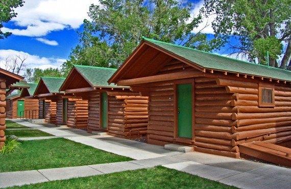 Buffalo Bill Cabin Village - Cody, WY