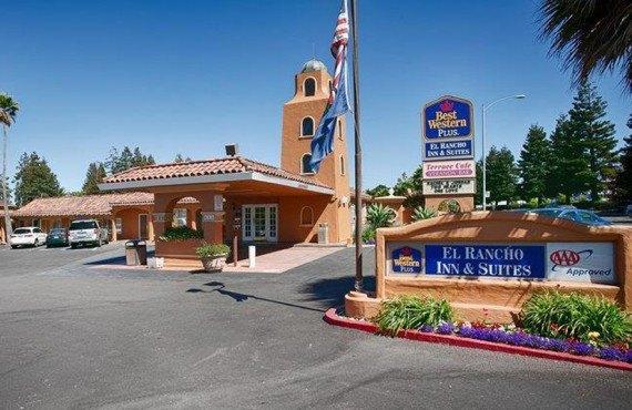 Best Western Plus El Rancho, Millbrae, Californie