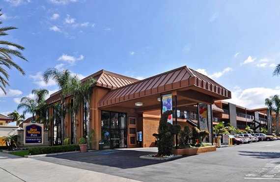 Best Western Stovalls Inn - Anaheim, CA