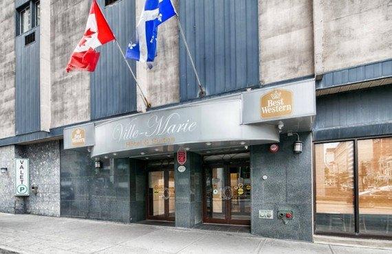 Best Western Ville-Marie - Montreal, QC