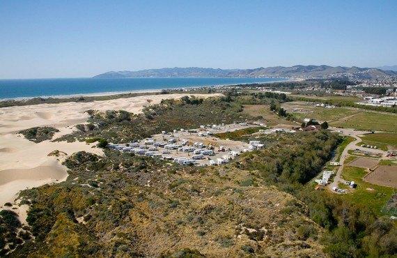 Camping Pacific Dunes Ranch RV Resort
