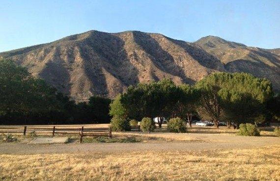 Camping Rancho Oso, Santa Barbara, CA