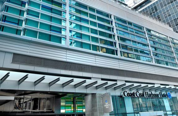 Hotel Coast Coal Harbour