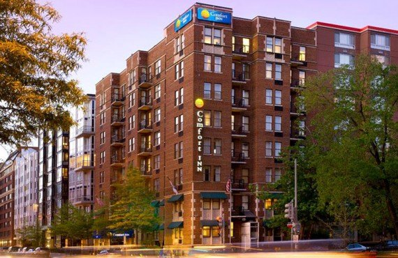 Comfort Inn Downtown - Washington, DC