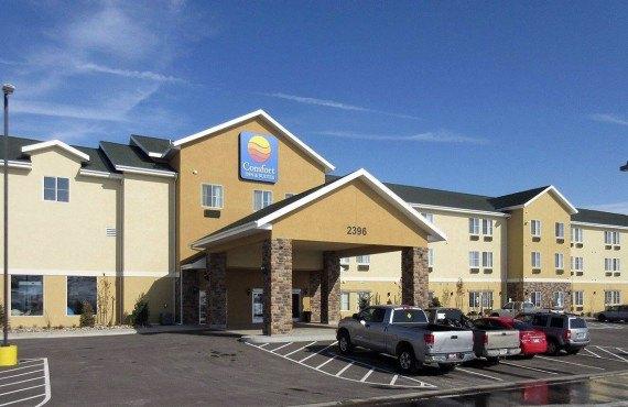 Comfort Inn & Suites Vernal - Vernal, UT