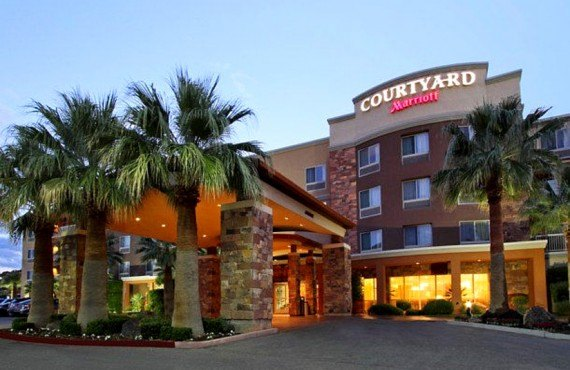 Courtyard by Marriott, St-George, Utah
