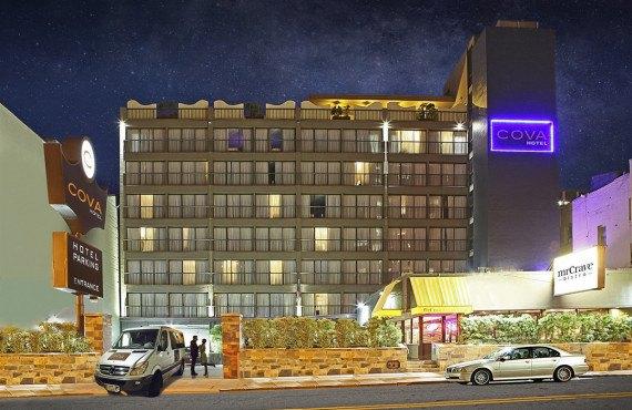 Cova Hotel, San Francisco, CA