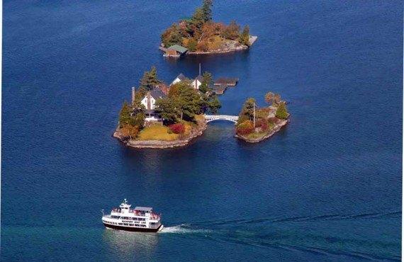 Croisière dans les Mille-Îles - Rockport, ON