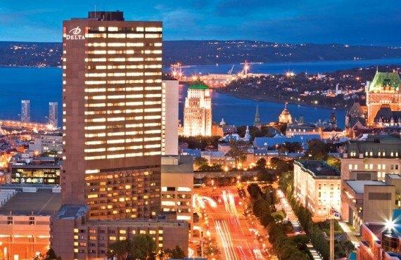 Hôtel Delta Québec - Québec, QC