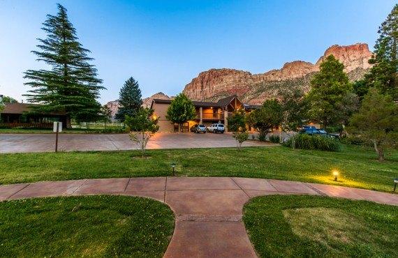 Driftwood Lodge - Springdale, Utah